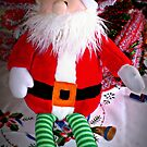 Santa Lollylegs - Jolly Fella by EdsMum