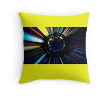 Star of the Lake Throw Pillow