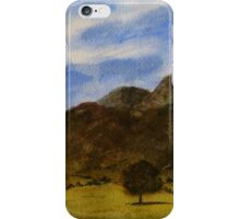 Harrison Stickle - Lake District iPhone Case/Skin