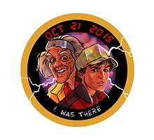 Back To The Future - 2015! by Alvadee