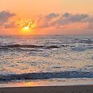 October Sunrise by Sandy Woolard