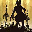 Cirque A Circa by Bethalynne Bajema