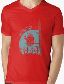 Nothing like a night cap! Mens V-Neck T-Shirt