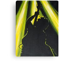 Rock Off Nr2 Canvas Print