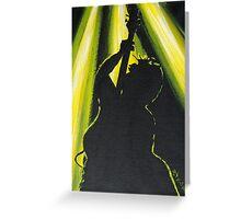 Rock Off Nr2 Greeting Card