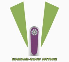 Karate-Chop Action! by Husher