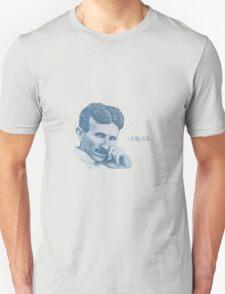 Nikola Tesla, ladies man. T-Shirt