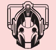Cyberman (black) Kids Clothes