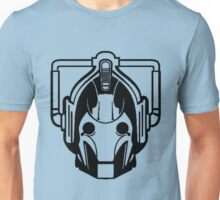 Cyberman (black) Unisex T-Shirt