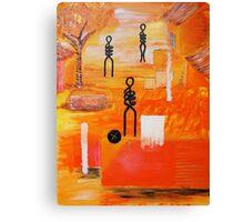 Krudo Nr1 Canvas Print