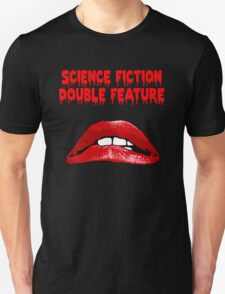 Rocky Horror - Science Fiction/Double Feature T-Shirt