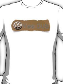 Vee Dub VW Torn Look T-Shirt T-Shirt
