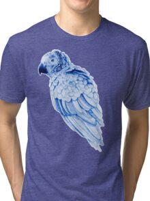 Blue Parrot Tri-blend T-Shirt