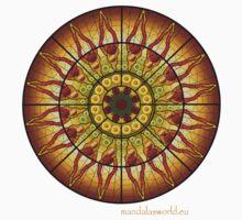 Modernist Art Palau Musica n1a by Mandala's World