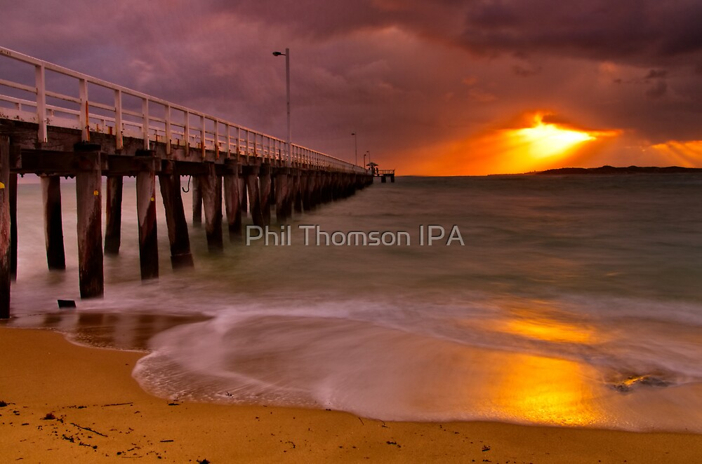 """""""Shining Through The Tempest"""" by Phil Thomson IPA"""