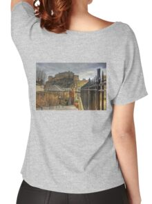 The Vennel Steps Women's Relaxed Fit T-Shirt