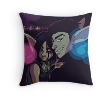 Keirazer Throw Pillow