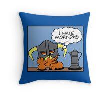 The Lasagnaborn Throw Pillow