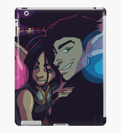 Keirazer iPad Case/Skin