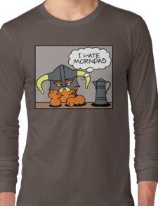 The Lasagnaborn Long Sleeve T-Shirt