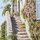 House, St Paul de Vence, France by FranEvans