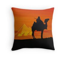 The Prophet Nr3 Throw Pillow
