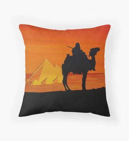 The Prophet Nr3 Throw Pillow