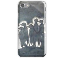 Misty Morning Meres iPhone Case/Skin