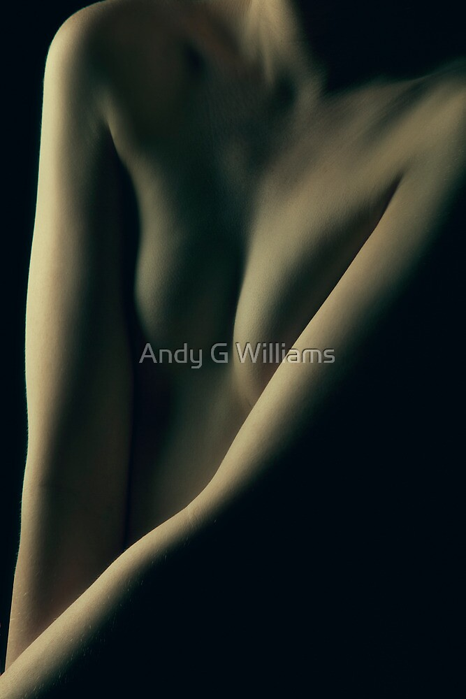 Decolletage by Andy G Williams