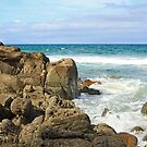 Rocky Coastline by Sea-Change