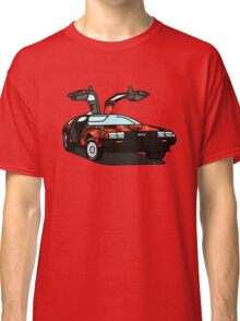 Organic Delorean Classic T-Shirt