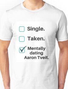 Aaron Tveit Boyfriend Unisex T-Shirt