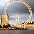 The London Eye by garykingphoto