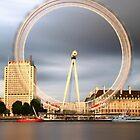 The London Eye by garykingphoto