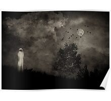The Watcher in the Woods Poster