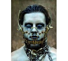 Intense Steam Punk Photographic Print