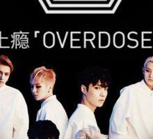 Exo Overdose  Sticker