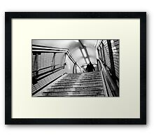 1985 - just in time Framed Print