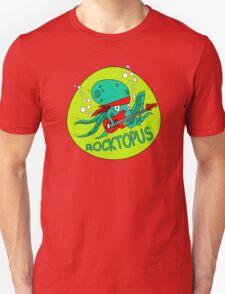 The Amazing RocktOpus Unisex T-Shirt