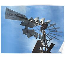 The Windmill Poster