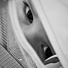 I CAN SEE YOU - IPHONE by Scott  d'Almeida