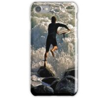TAKE THE PLUNGE - IPHONE iPhone Case/Skin