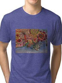 Zany Tri-blend T-Shirt