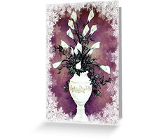 Winter White © Greeting Card