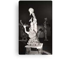 Outsiders who look in Canvas Print