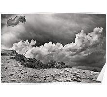 Desert Cloud Drama Poster