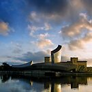 imperial war museum north.. by Michelle McMahon