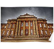 Blenheim Palace Poster