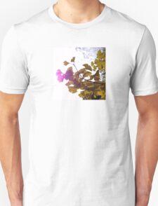 Sunny Autumn Ginkgo T-Shirt