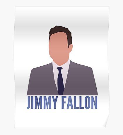 Jimmy Fallon Poster